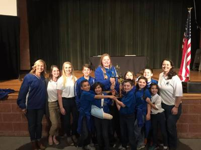 W.L Swain students win Reading Bowl