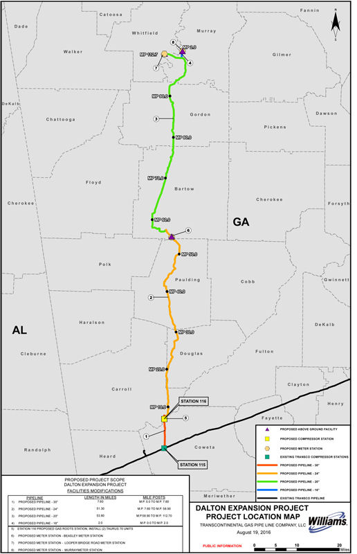 Natural Gas Pipeline Jobs In Georgia