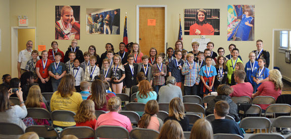 Catoosa Public Schools hosts District Technology Competition