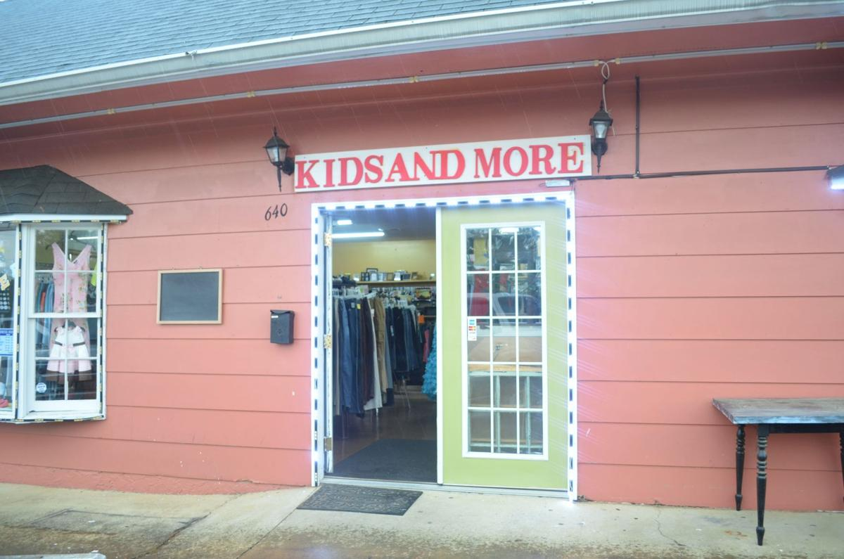 Kids and More Thrift Store