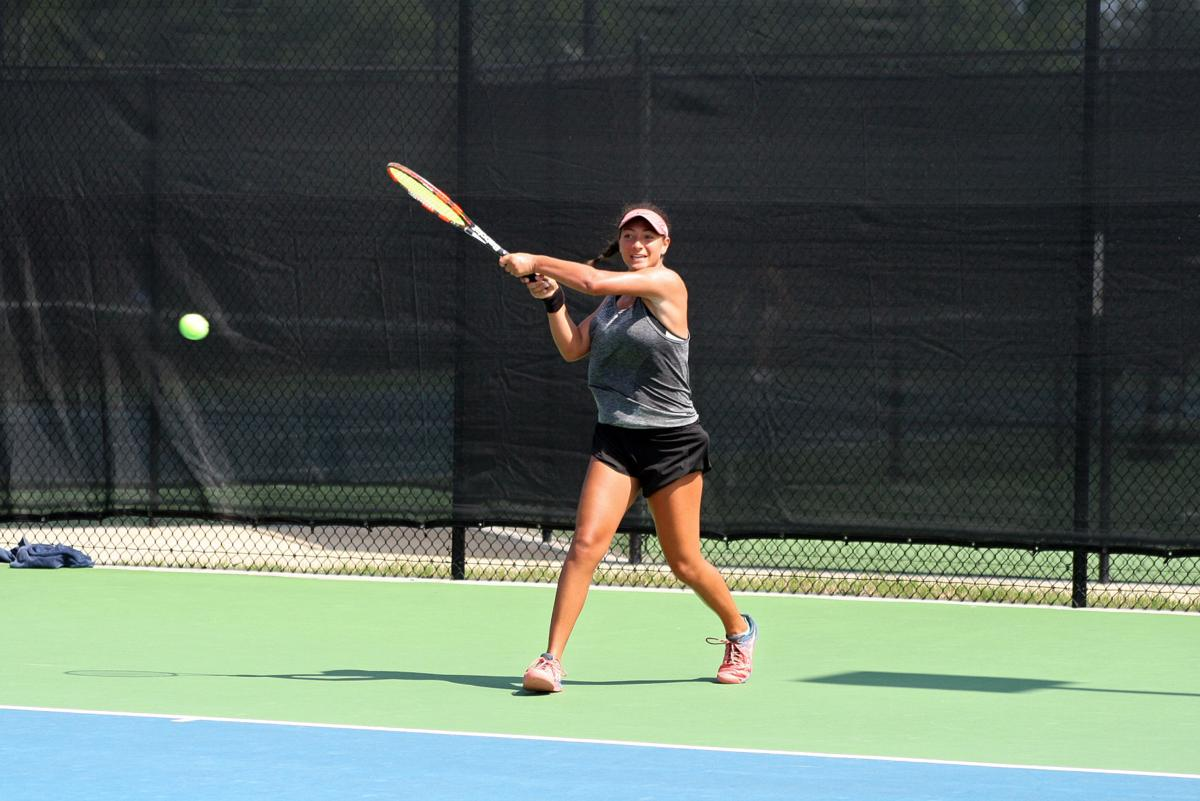 USTA tennis tournament