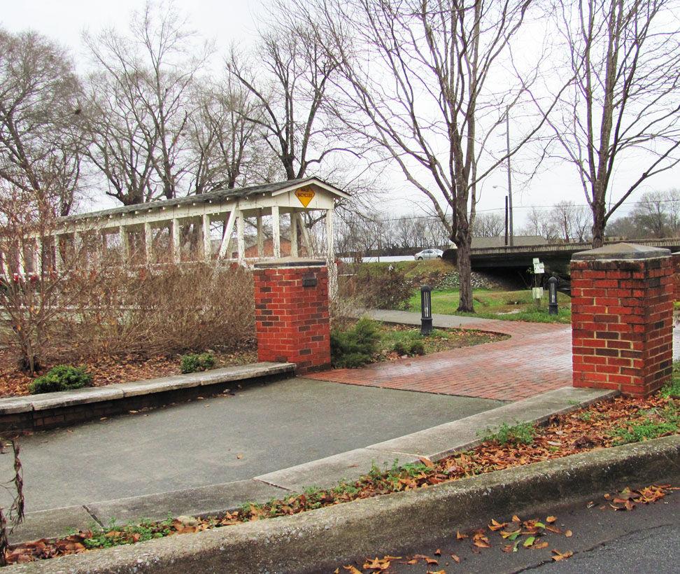 Rockmart Walking Bridge