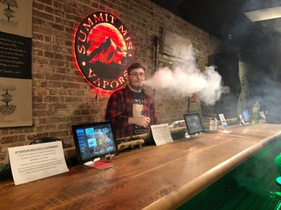 Vaping shops affected by negative news