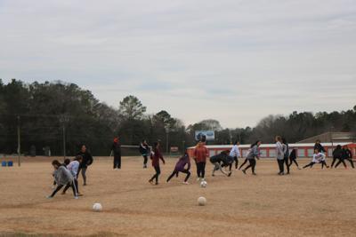 Cedartown Lady Bulldogs Soccer 2020