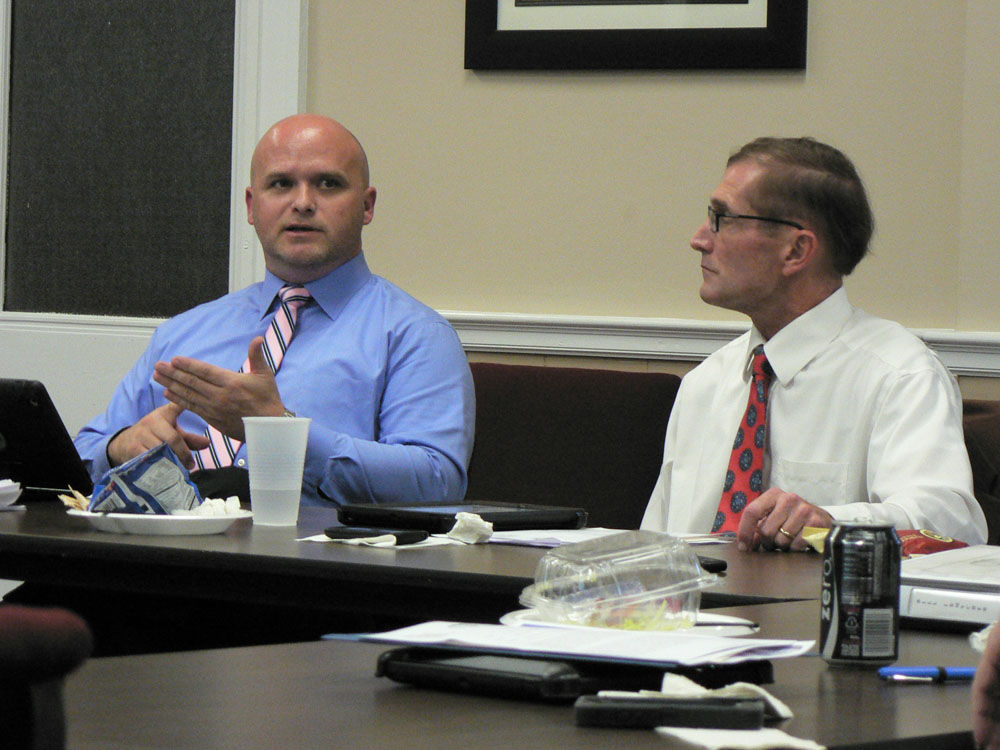 Rome Lays Out Goals For Rome Floyd Parks And Recreation Authority