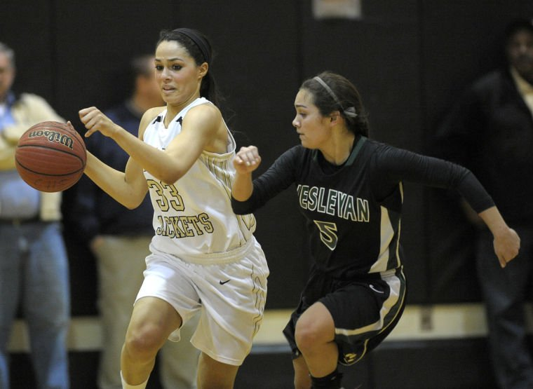 Girls Basketball: Wesleyan at Calhoun