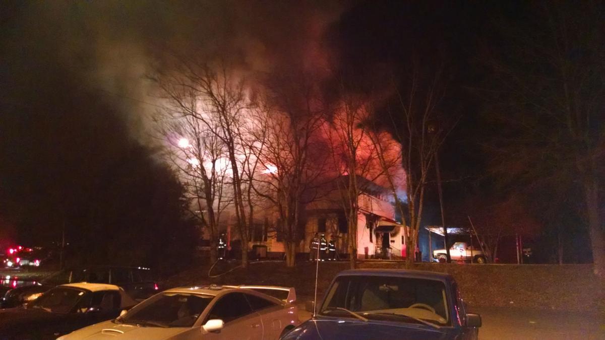Cedartown House Fire, Jan. 7, 2018