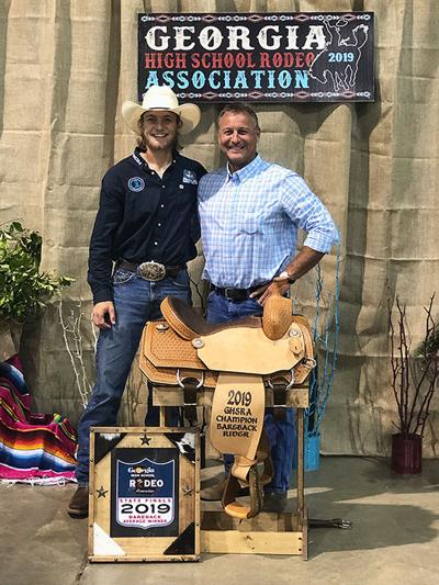 Recent Ringgold grad headed to National Finals Rodeo