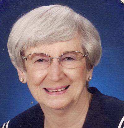MRS. MARY JOYCE WOODFIN