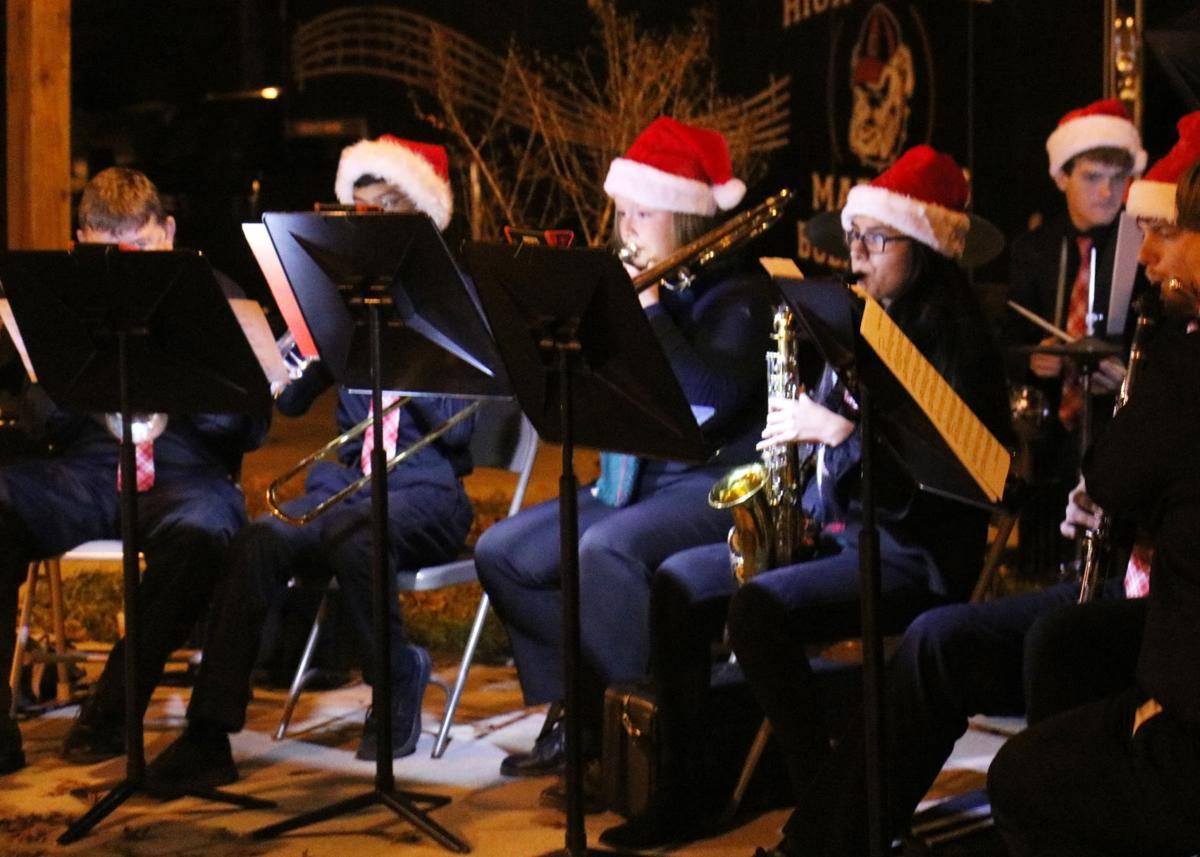 Cedartown Christmas Tree Lighting