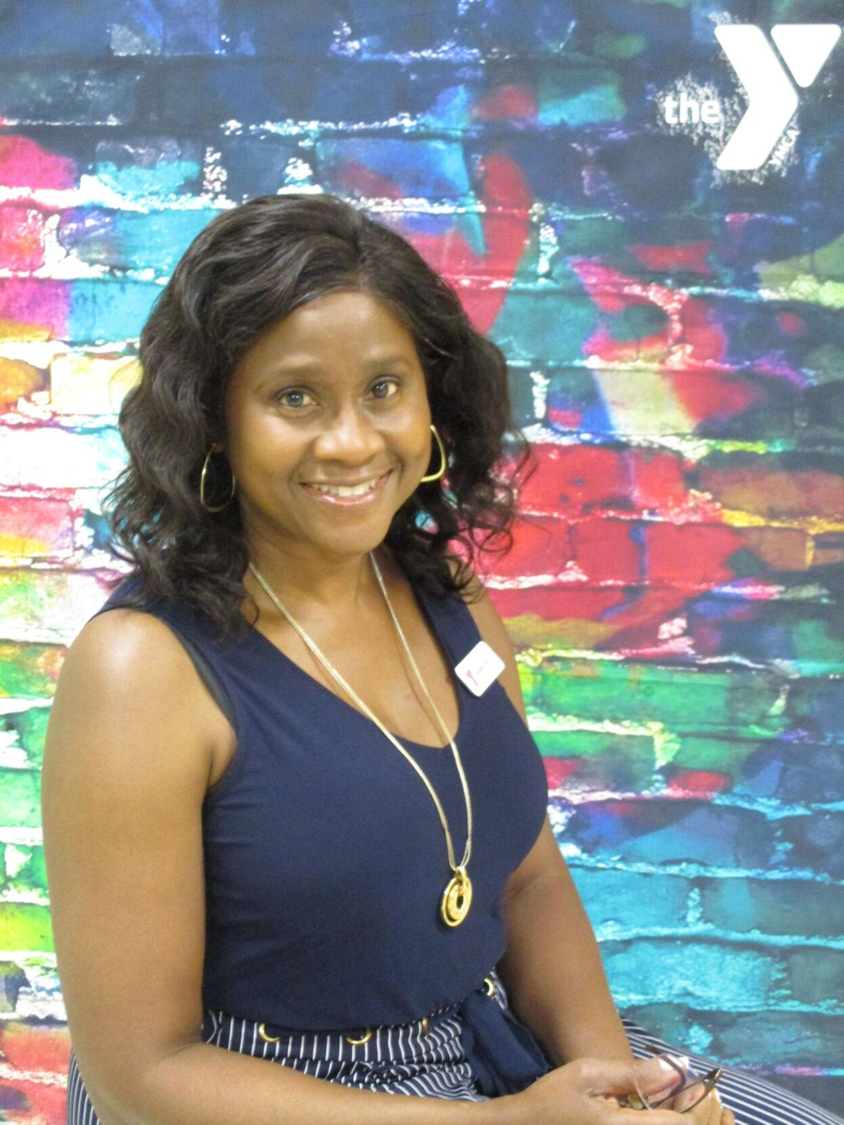 Alderine Healey of YMCA Paulding Early Learning Center in Hiram