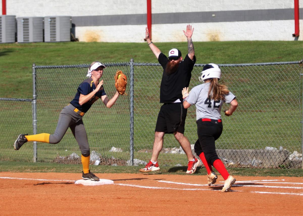 Cedartown Lady Bulldogs Softball 2018