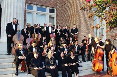 The Rome Symphony Orchestra