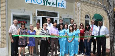 Pro Health holds ribbon cutting
