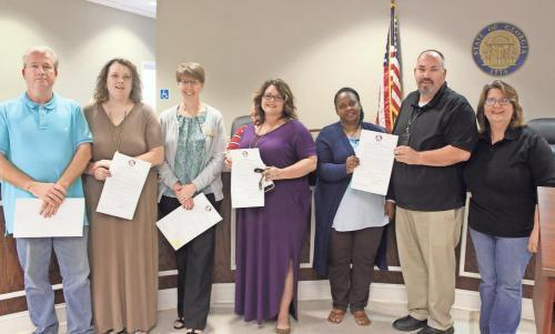 County shows appreciation for foster parents
