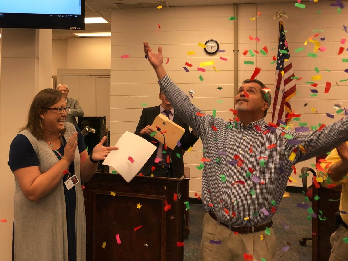County schools name teacher of the year