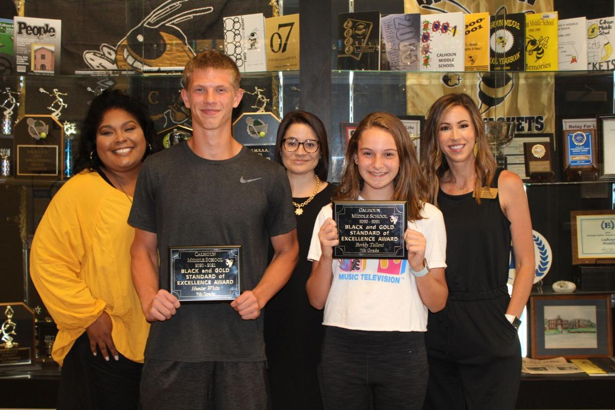 CMS Black & Gold Standard of Excellence Awards