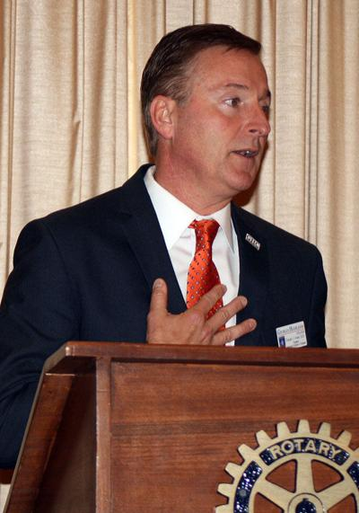 Georgia Highlands College President Donald Green