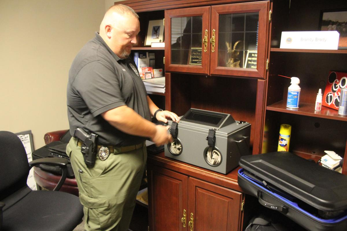 Polk County Police Department technology upgrade