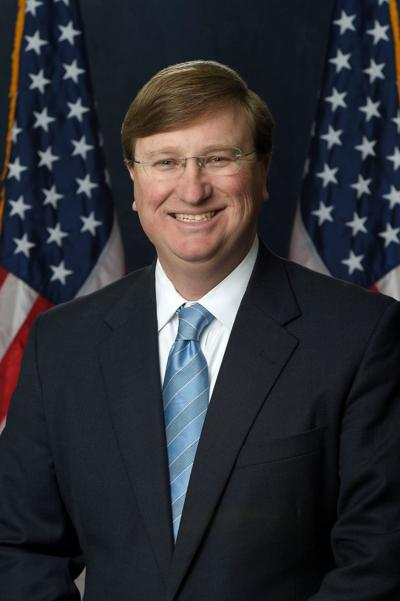 Gov. Tate Reeves of Mississippi