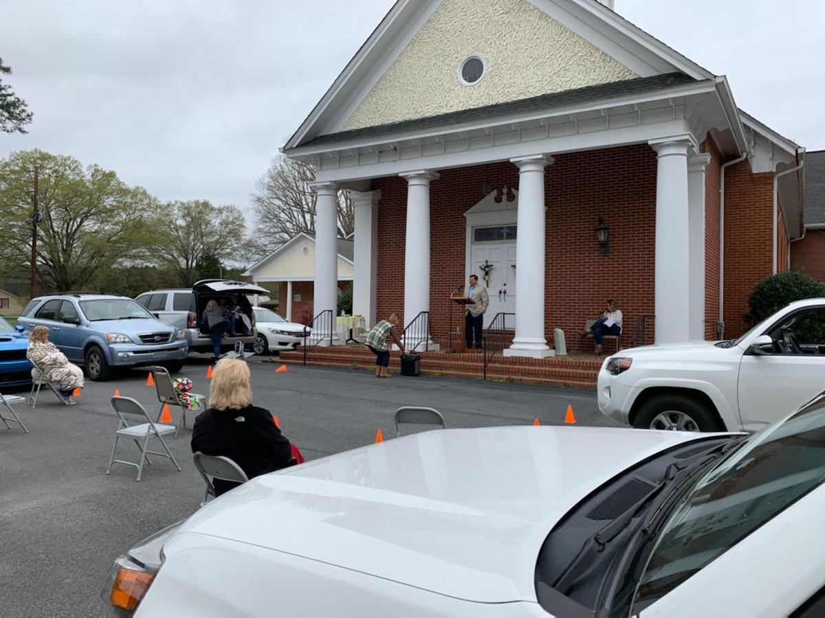 Sunday services called off across the county amid Coronavirus shutdowns