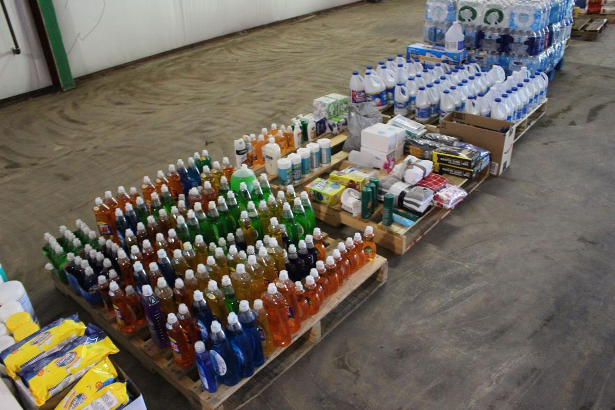 Rome GA Cares continues donation collections for Hurricane Ida