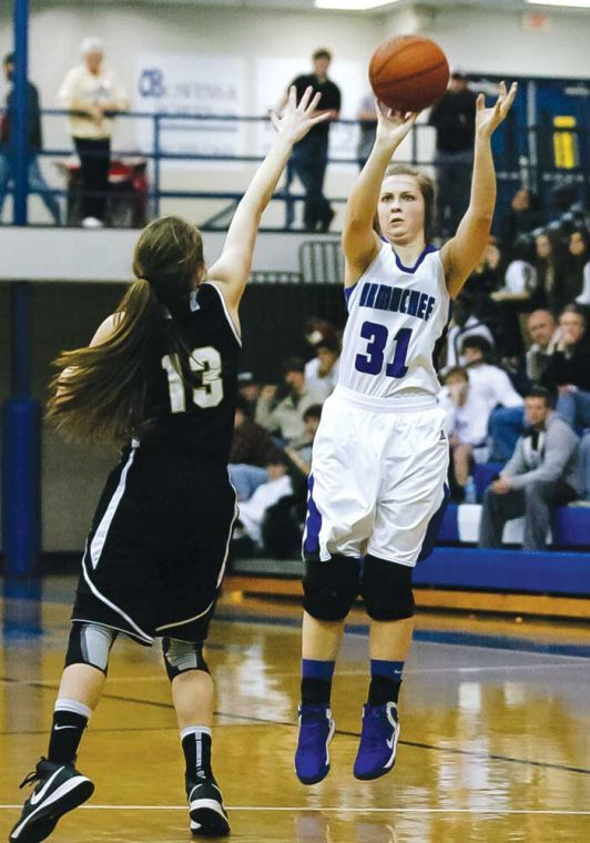 Girls basketball: Armuchee