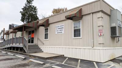 Fairview tax office closed temporarily