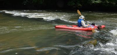 Georgia River Network asks river lovers to choose the destination for Paddle Georgia's 15th Anniversary Adventure