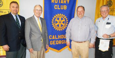 Rotary welcomes several visitors at latest meeting