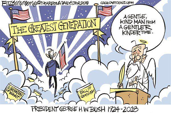 RIP Pres. George H.W. Bush
