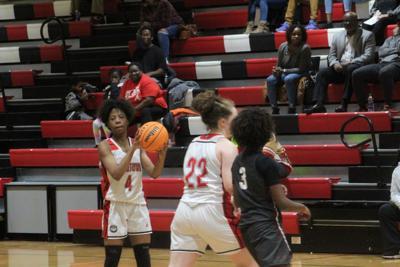 Cedartown Girls Basketball January 2020