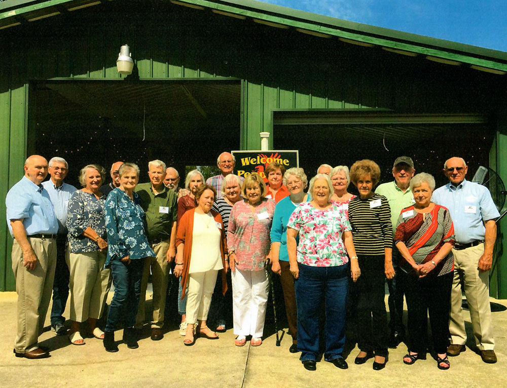 Pepperell Class of 1959 reunion