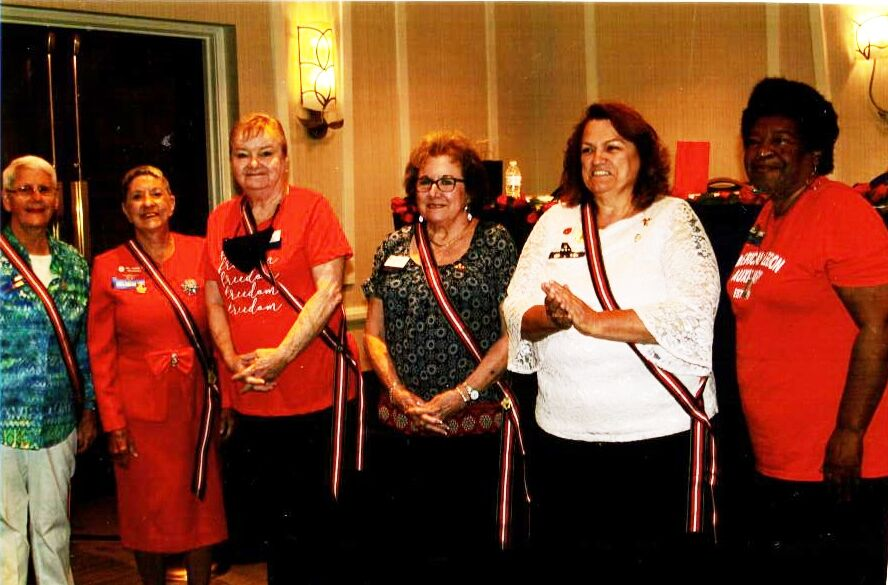 American Legion Auxiliary attends state meeting
