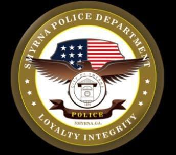 Smyrna Police Department Logo