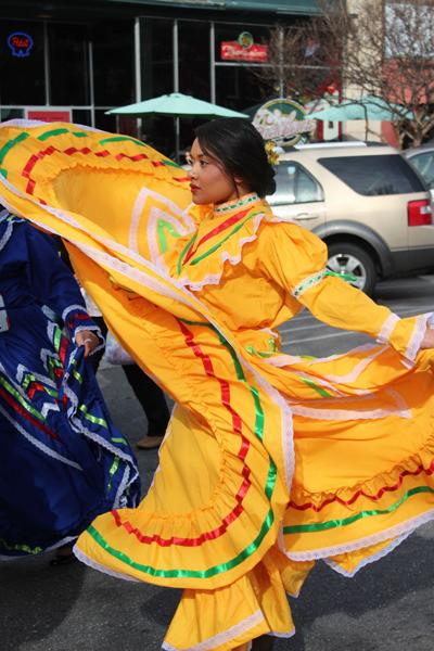 Lady of Guadalupe Parade 2015