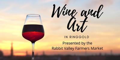 Wine and art market
