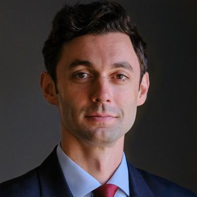 Sen. Jon Ossoff, D-Georgia