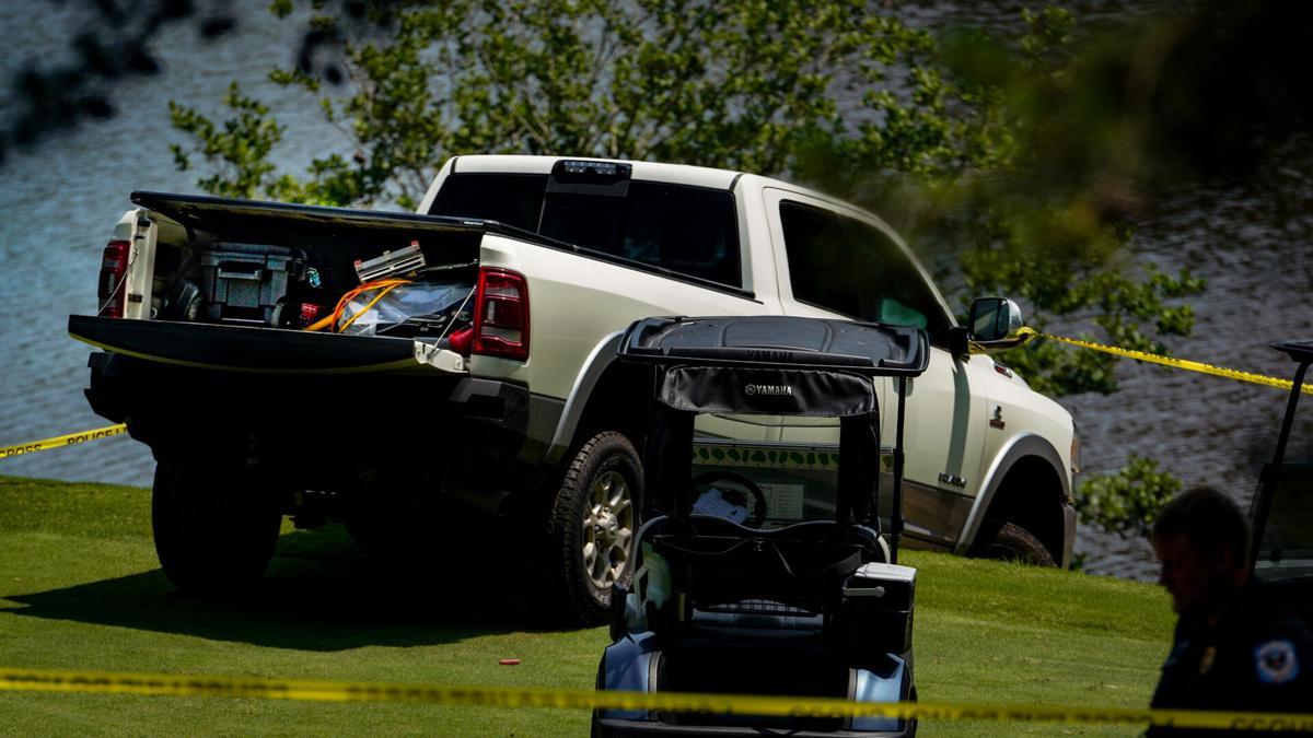 Kennesaw shooting pickup truck