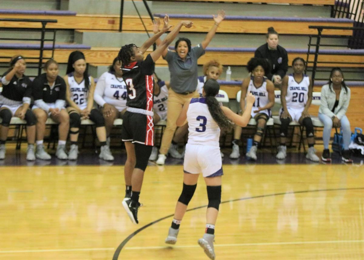 Cedartown Girls Basketball 2020