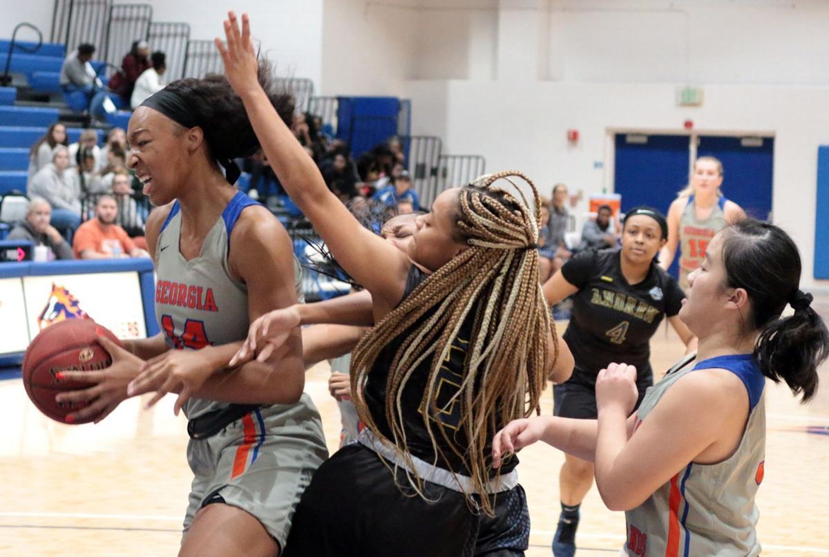 Georgia Highlands Women's Basketball