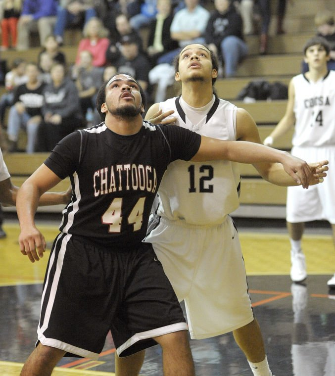Boys Basketball: Chattooga vs. Coosa