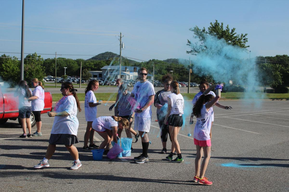 FBLA 2017 Color Run