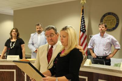 Judge Richard Sutton honored at Polk County Commission meeting