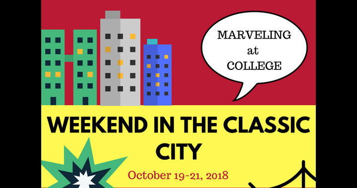 Marveling at College –  Weekend in the Classic City