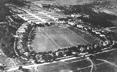 Historic Barnhardt Circle