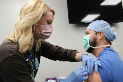 Redmond begins vaccination program