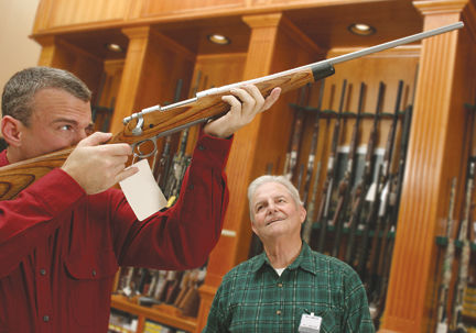 Senators Isakson, Perdue vote to protect Second Amendment rights