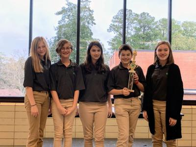 Floyd County 4-H members place in Life-LifeSmarts competition