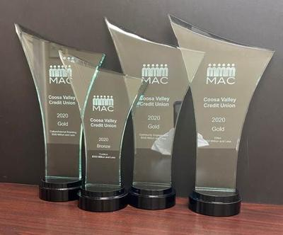 Coosa Valley Credit Union wins national marketing awards